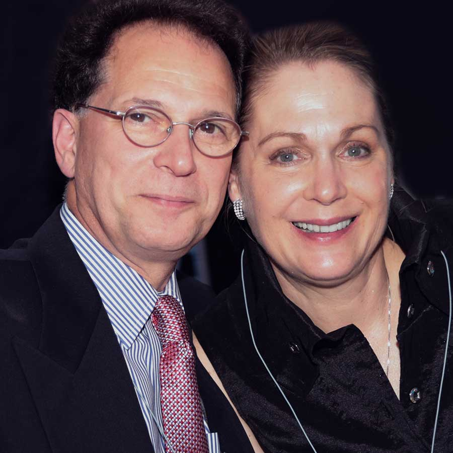 Entrepreneurial—Russ and Paula