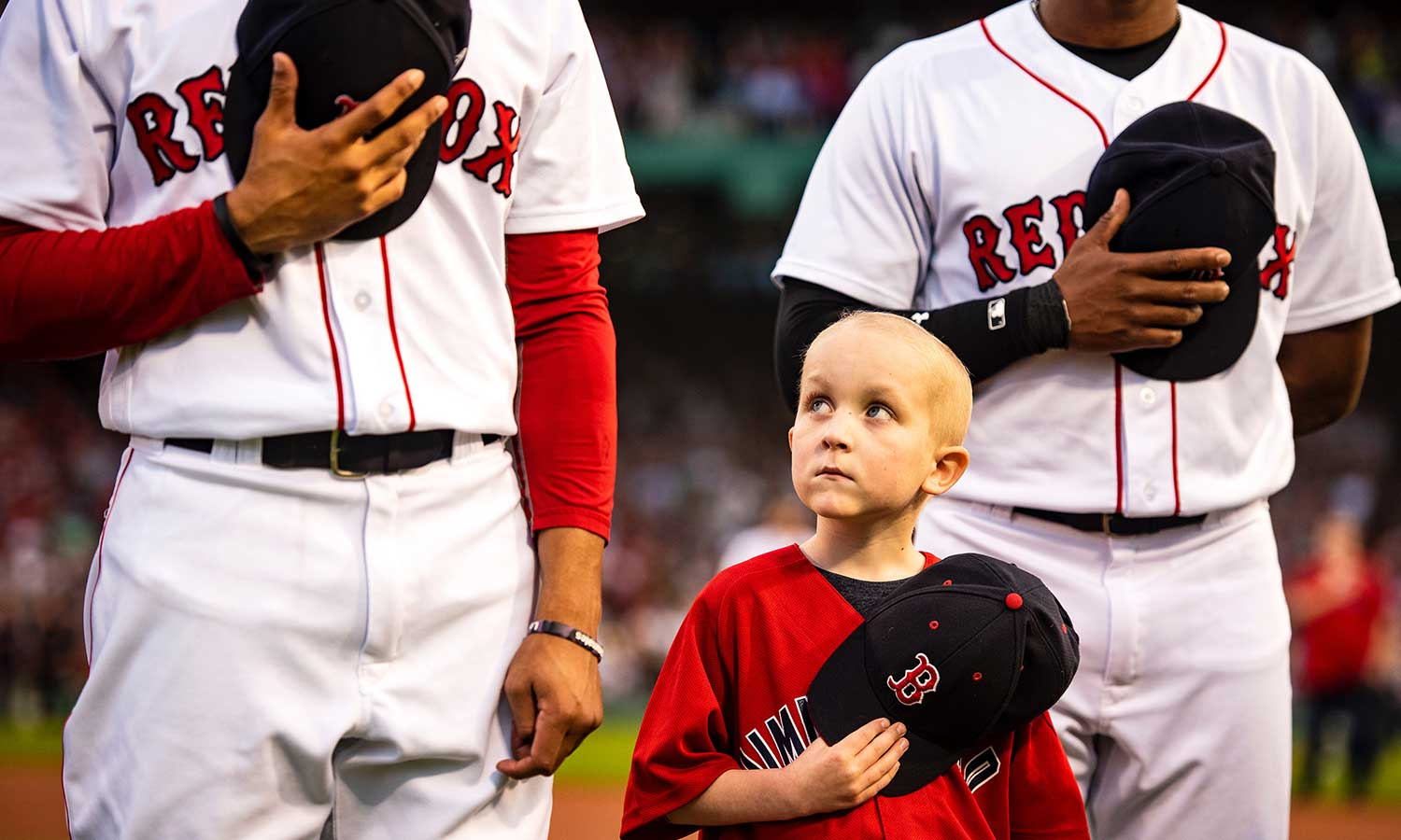 Jimmy Fund & Boston Red Sox