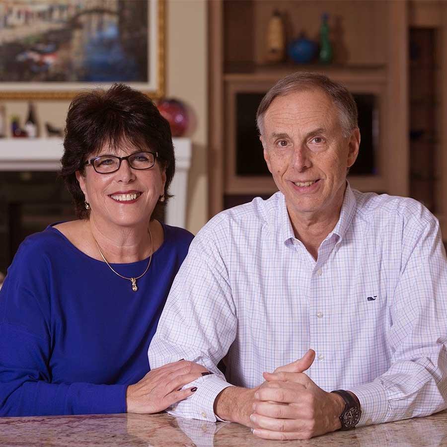 Barbara and Jim Sadowsky